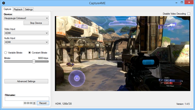 Component/HDMI Capture Devices